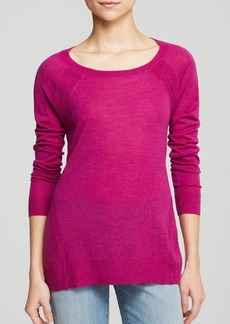 Eileen Fisher Crewneck Wool Sweater
