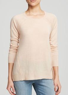 Eileen Fisher Crewneck Wool Sweater