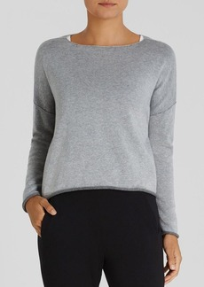 Eileen Fisher Double Face Sweater
