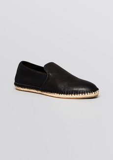 Eileen Fisher Espadrille Smoking Flats - Flit
