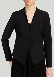 Eileen Fisher Fitted Jacket