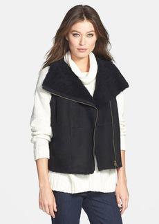 Eileen Fisher The Fisher Project Genuine Shearling Shaped Vest