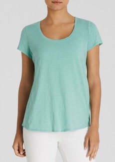 Eileen Fisher High Low Tee