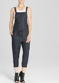 Eileen Fisher Linen Jumpsuit - The Fisher Project