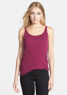 Eileen Fisher Long Scoop Neck Camisole (Online Only)