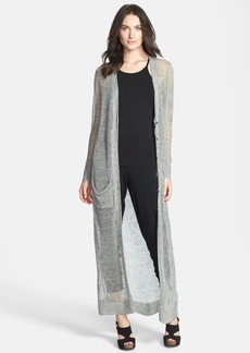 Eileen Fisher The Fisher Project Long V-Neck Cardigan