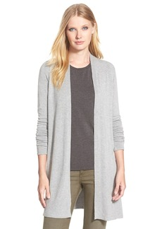 Eileen Fisher Long Straight Cut Cardigan