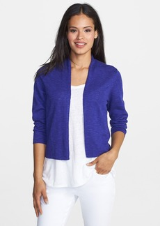 Eileen Fisher Open Crop Cardigan