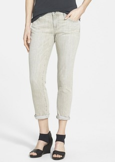 Eileen Fisher Organic Cotton Boyfriend Jeans (Online Only)
