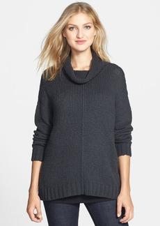 Eileen Fisher Organic Cotton Turtleneck Sweater
