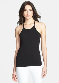 Eileen Fisher Organic Cotton Yoga Camisole