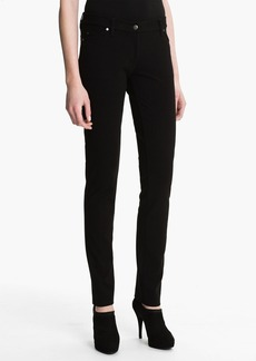 Eileen Fisher 'Rock Star' Stretch Ponte Jeans (Regular & Petite)