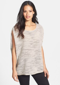 Eileen Fisher Round Neck Wedge Top (Regular & Petite)