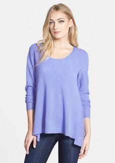 Eileen Fisher Scoop Neck Merino Sweater (Regular & Petite)