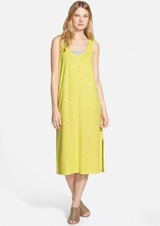 Eileen Fisher Scoop Neck Tank Dress (Regular & Petite) (Online Only)