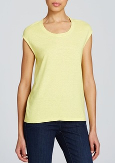 Eileen Fisher Scoop Neck Tee