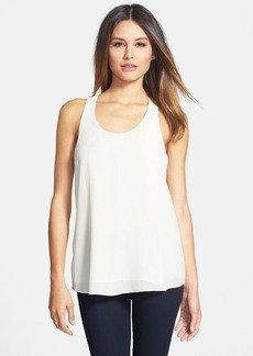 Eileen Fisher The Fisher Project Silk T-Back Tank