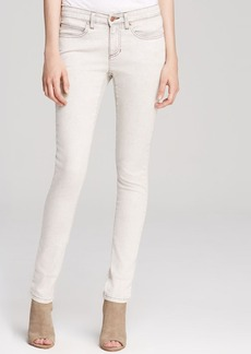 Eileen Fisher Skinny Jeans in Mineral Grey