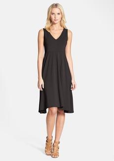 Eileen Fisher Sleeveless Jersey Dress