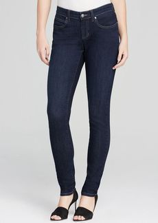 Eileen Fisher Slim Ankle Jeans in Washed Indigo