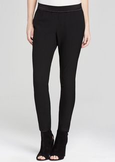 Eileen Fisher Slim Ankle Pants - The Fisher Project