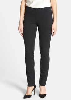 Eileen Fisher Slim Ponte Pants (Regular & Petite)