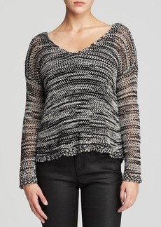Eileen Fisher Space Dyed Knit Sweater
