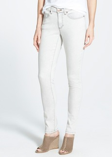 Eileen Fisher Stretch Skinny Jeans (Mineral) (Regular & Petite)
