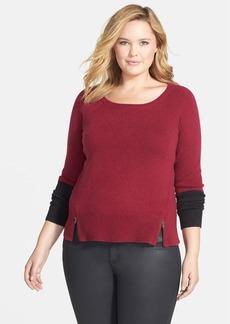 Eileen Fisher Supersoft Yak & Merino Wool Sweater