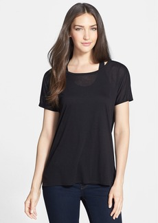 Eileen Fisher The Fisher Project Tencel® Drape Tee