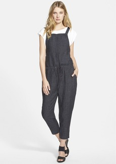 Eileen Fisher The Fisher Project Delave Linen Overalls (Online Only)