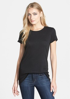 Eileen Fisher The Fisher Project Organic Linen Jersey Tee