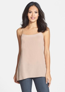 Eileen Fisher The Fisher Project Silk Crêpe de Chine Long Camisole
