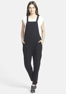 Eileen Fisher The Fisher Project Silk Utility Jumpsuit