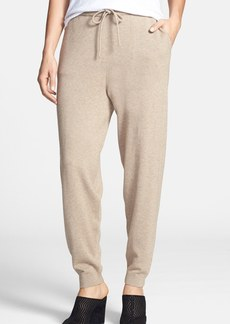 Eileen Fisher The Fisher Project Slouchy Cotton & Cashmere Knit Ankle Pants