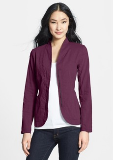 Eileen Fisher The Fisher Project Stand Collar Jacket (Regular & Petite)