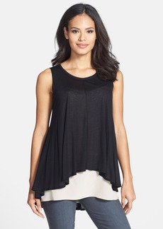 Eileen Fisher The Fisher Project Tencel® Jersey A-Line Tank