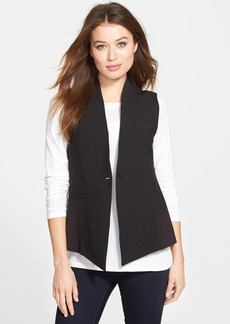 Eileen Fisher The Fisher Project V-Neck Fitted Vest