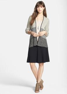 Eileen Fisher Wool & Linen Cardigan