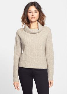 Eileen Fisher Yak & Merino Cowl Neck Sweater (Regular & Petite)