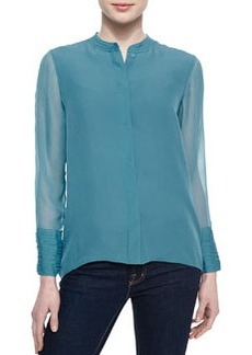 Alejandra High-Low Blouse   Alejandra High-Low Blouse