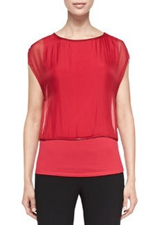 Alexis Layered Tank Blouse   Alexis Layered Tank Blouse