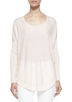 Amaya Long-Sleeve Sweater   Amaya Long-Sleeve Sweater