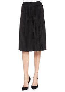 Bethany Pleated Skirt, Black   Bethany Pleated Skirt, Black
