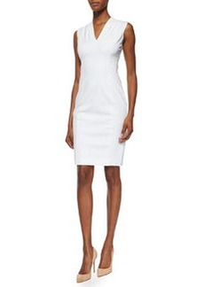 Cambridge Sleeveless Sheath Dress   Cambridge Sleeveless Sheath Dress