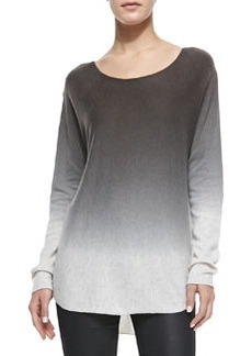 Cashmere Raina Degrade Sweater   Cashmere Raina Degrade Sweater