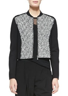 Cleary Tweed Boxy Jacket   Cleary Tweed Boxy Jacket