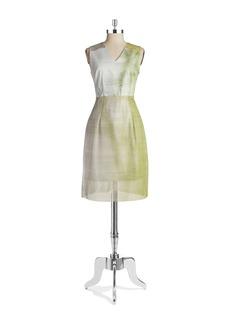 ELIE TAHARI 2-Piece Dress with Detachable Skirt