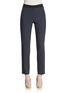 Elie Tahari Alanis Stretch Wool Trousers