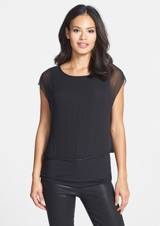 Elie Tahari 'Alexis' Tiered Top
